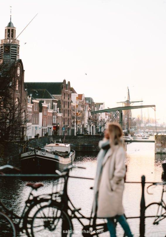citytrip rotterdam delfshaven