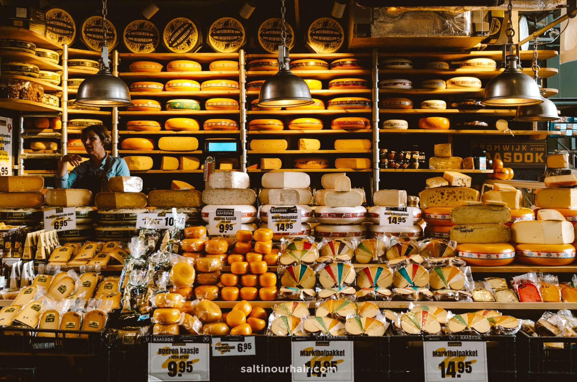 dutch cheese markthal