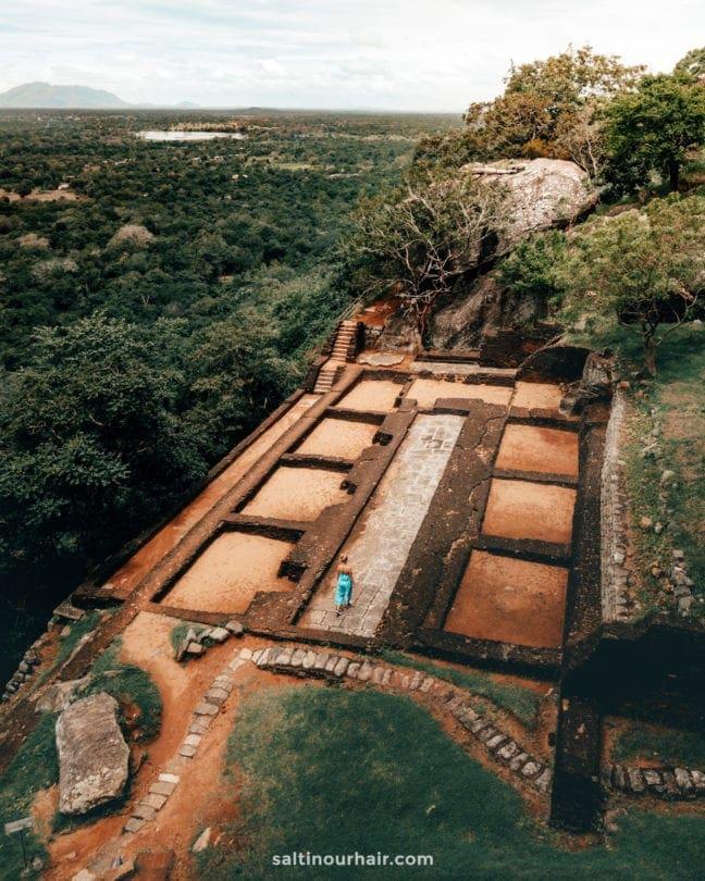 Sigiriya sri lanka unesco world heritage