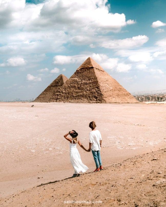 pyramids giza unesco heritage