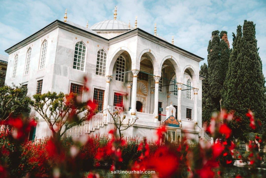 istanbul topkapi palace unesco