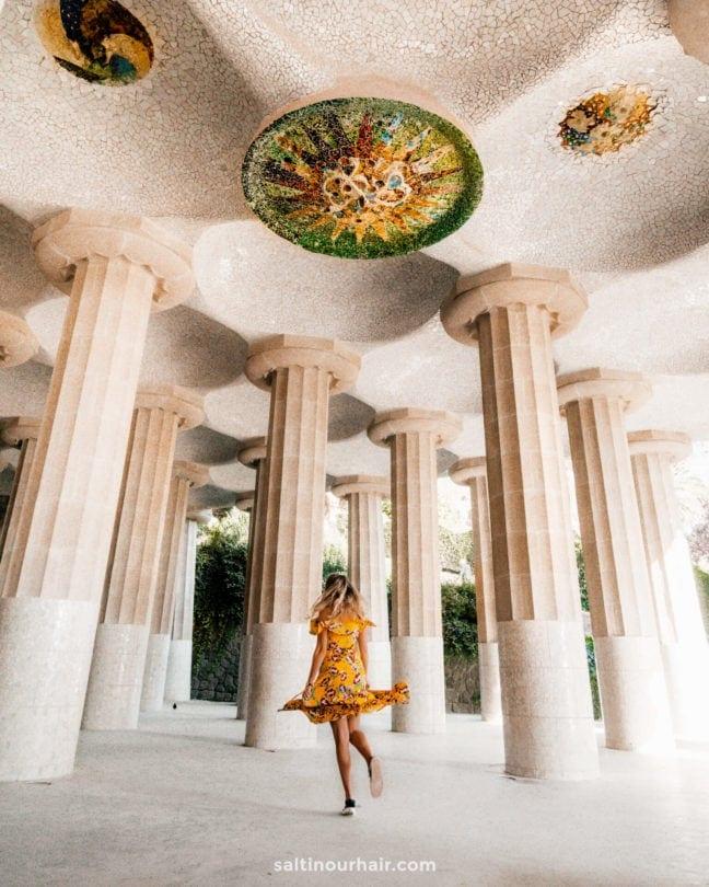 Antoni Gaudi barcelona spain