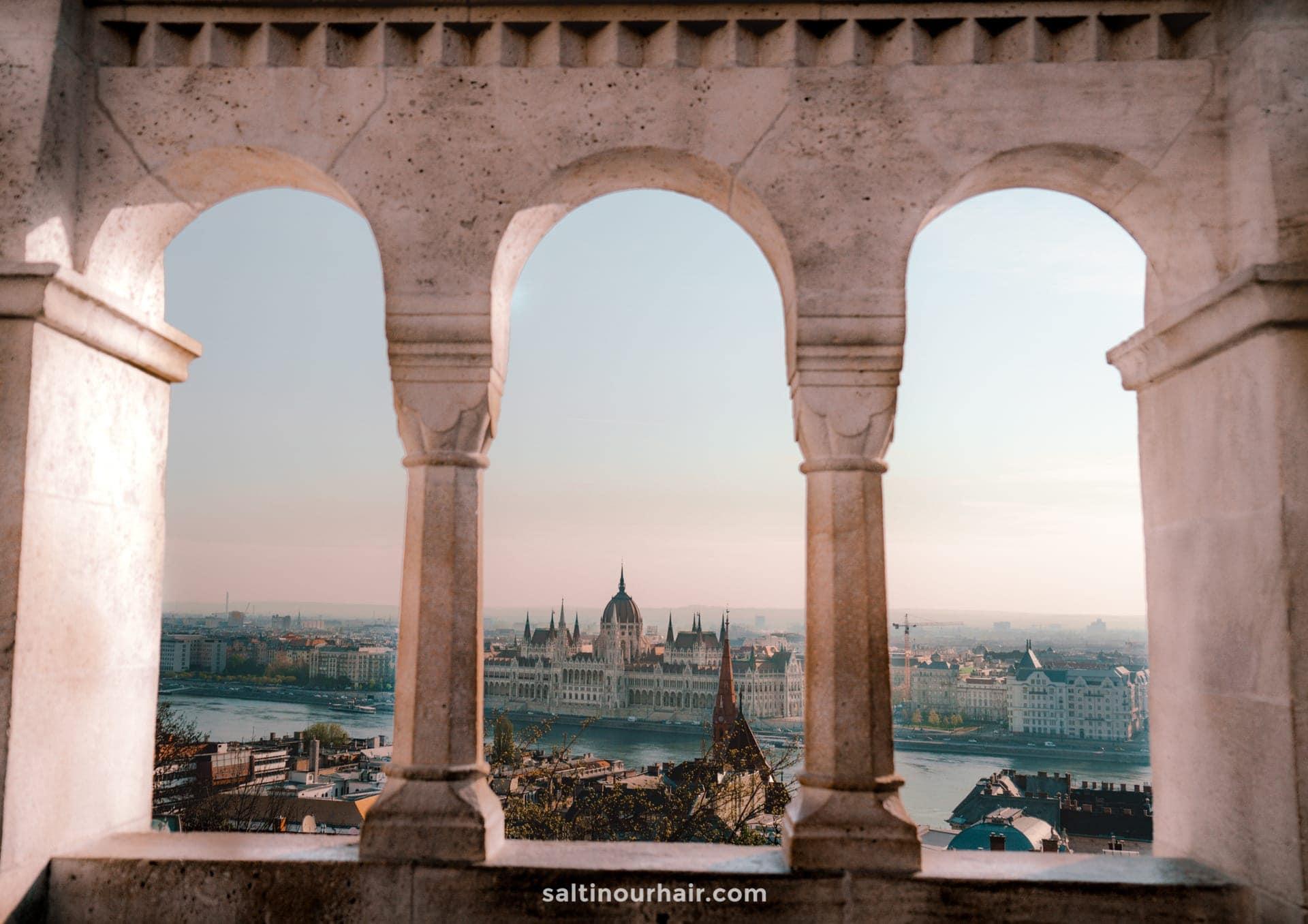 unesco budapest Parliament