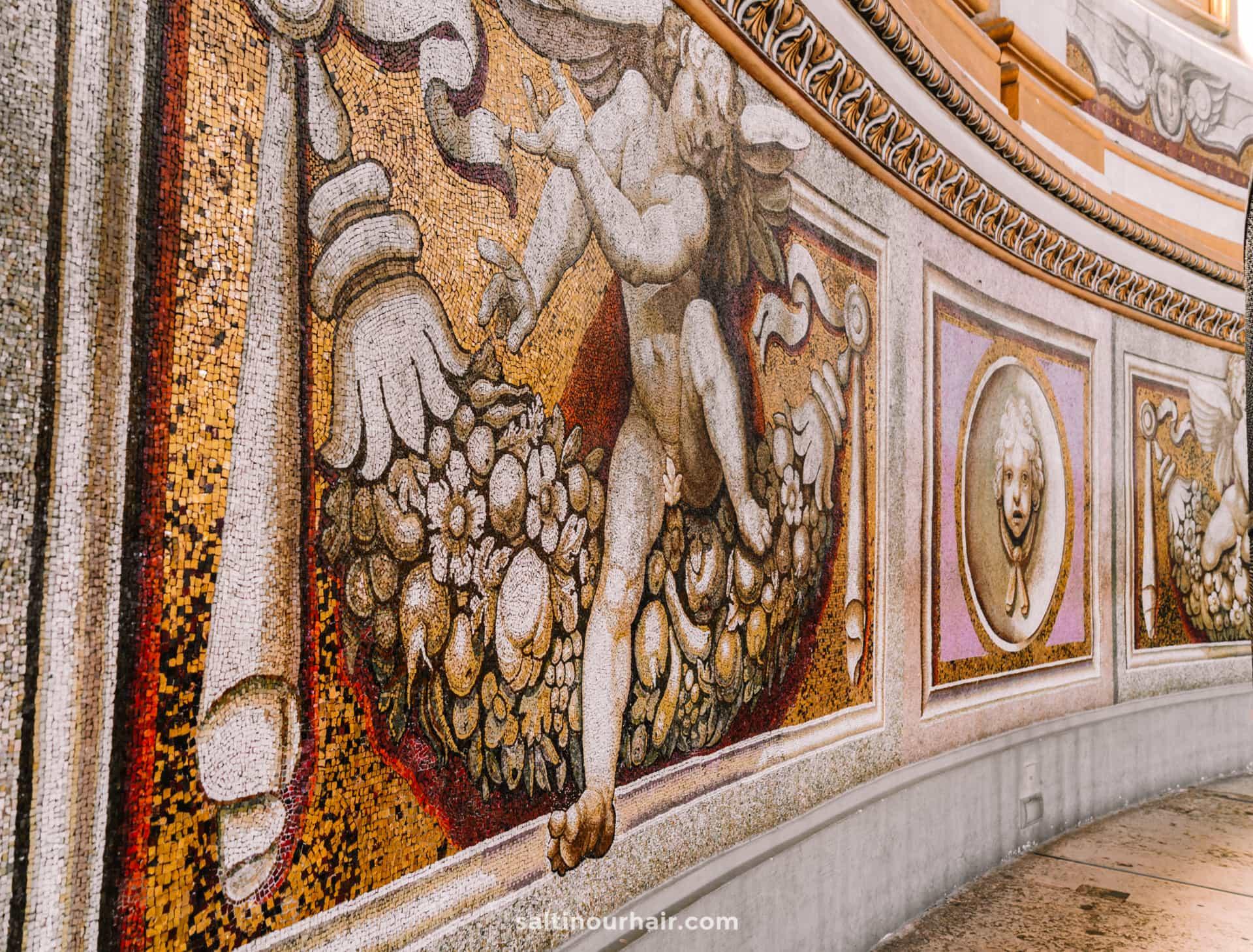 unesco heritage St. Peters Basilica