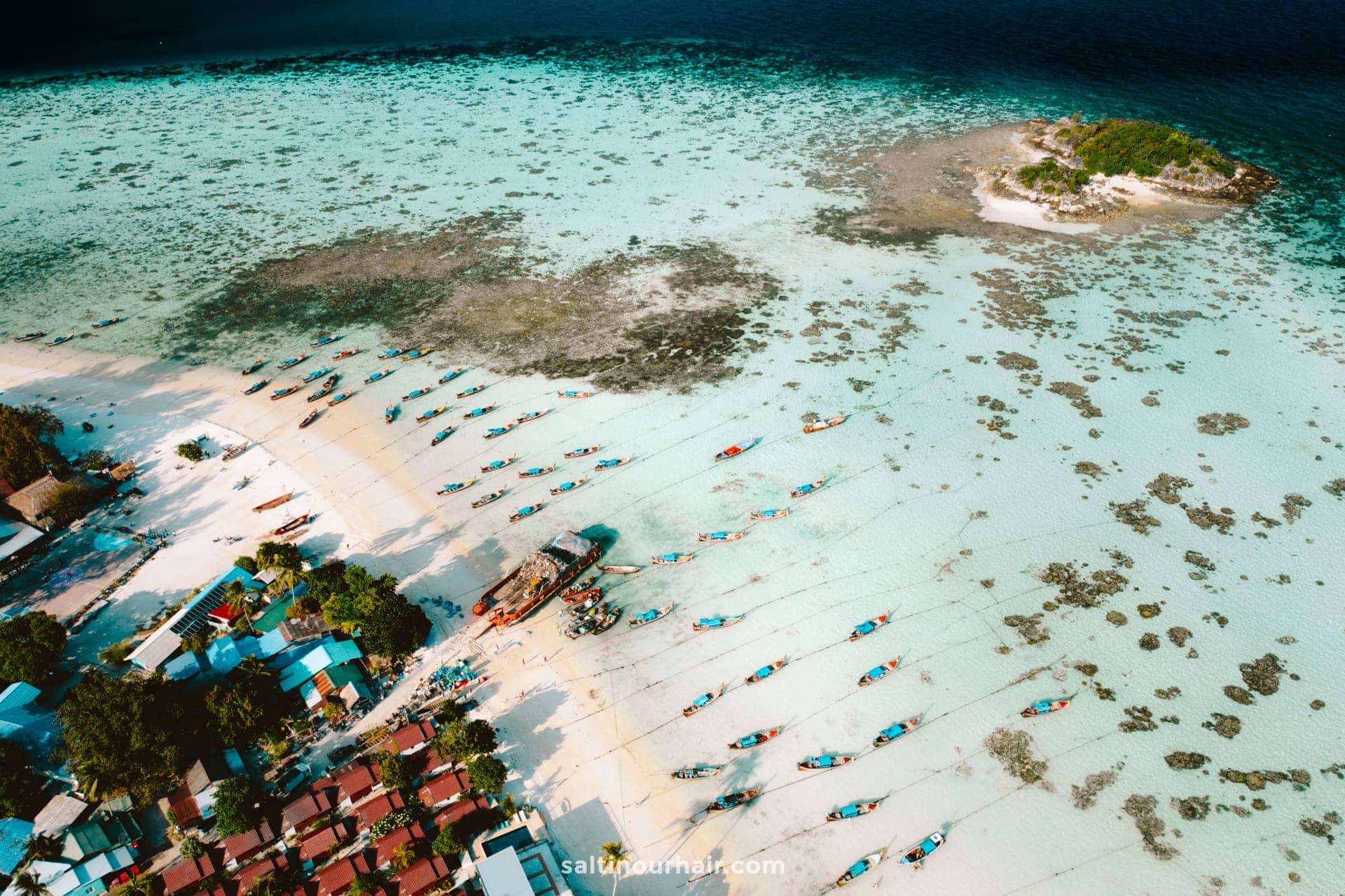 ultimate travel guide koh lipe island