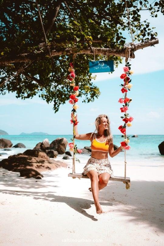best things to do koh lipe beaches