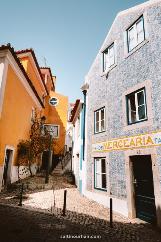 cascais portugal streets