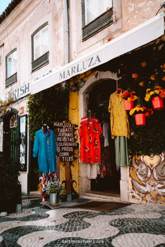 best things to do cascais shopping