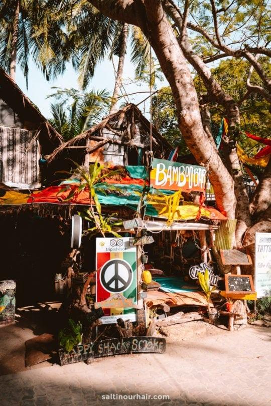 railay beach cafe