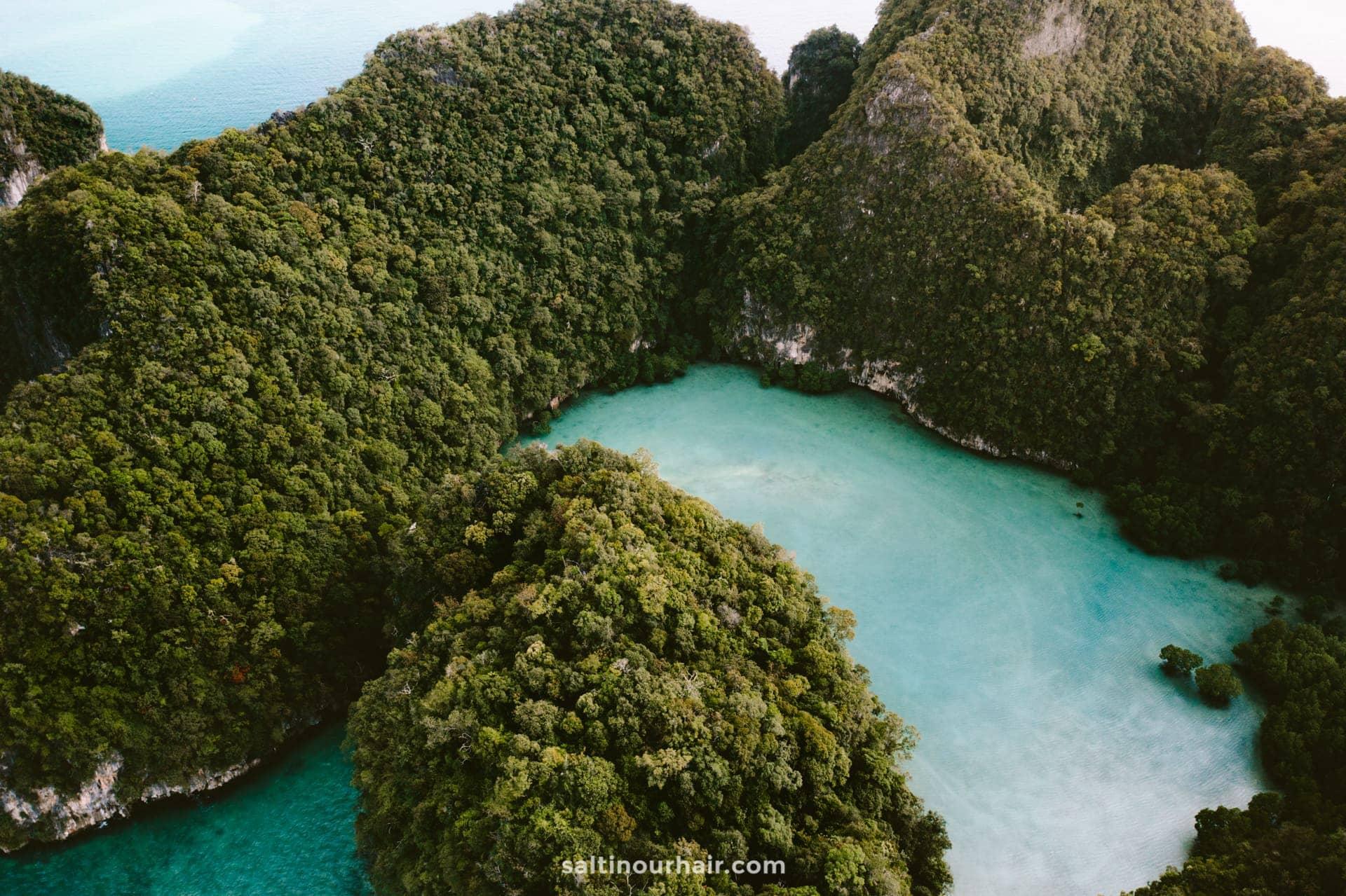 things to do krabi hong island