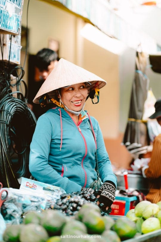 vietnam local woman
