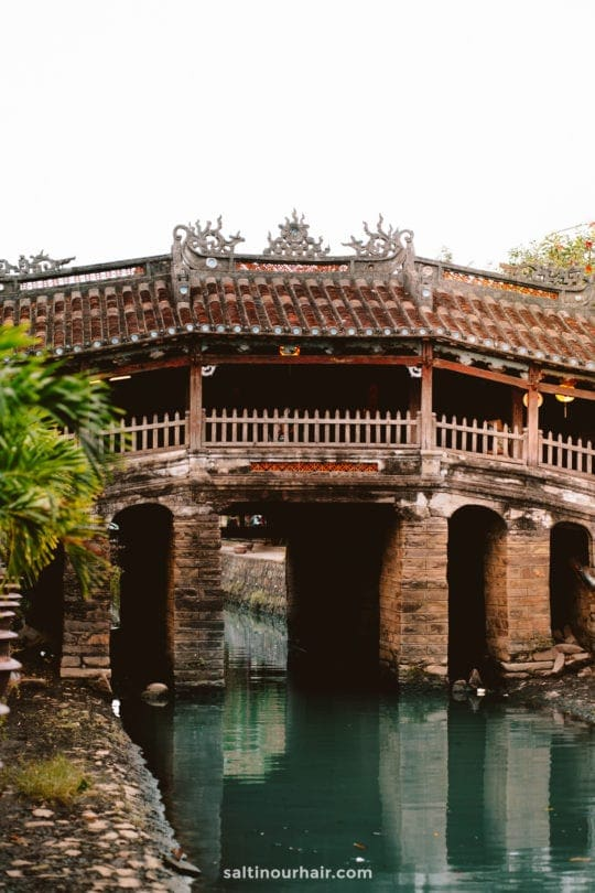 japanese bridge hoi an