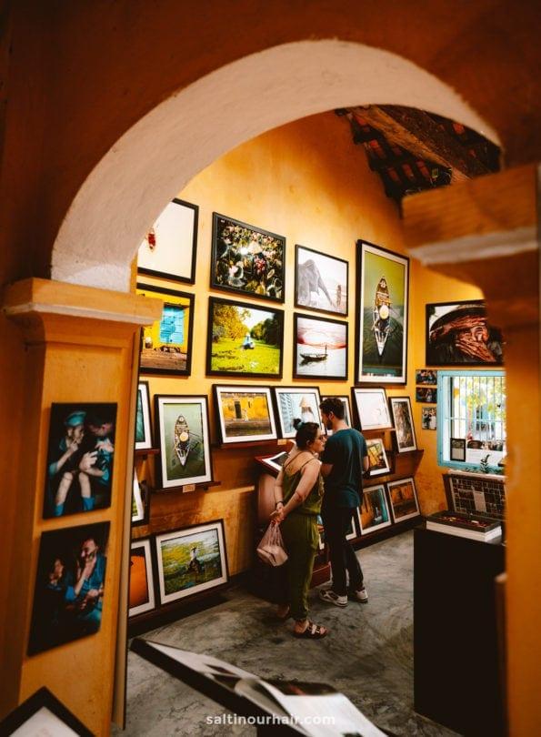 art gallery hoi an