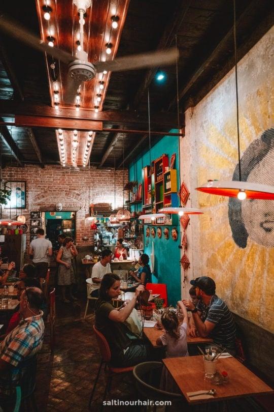 luang prabang guide cafe