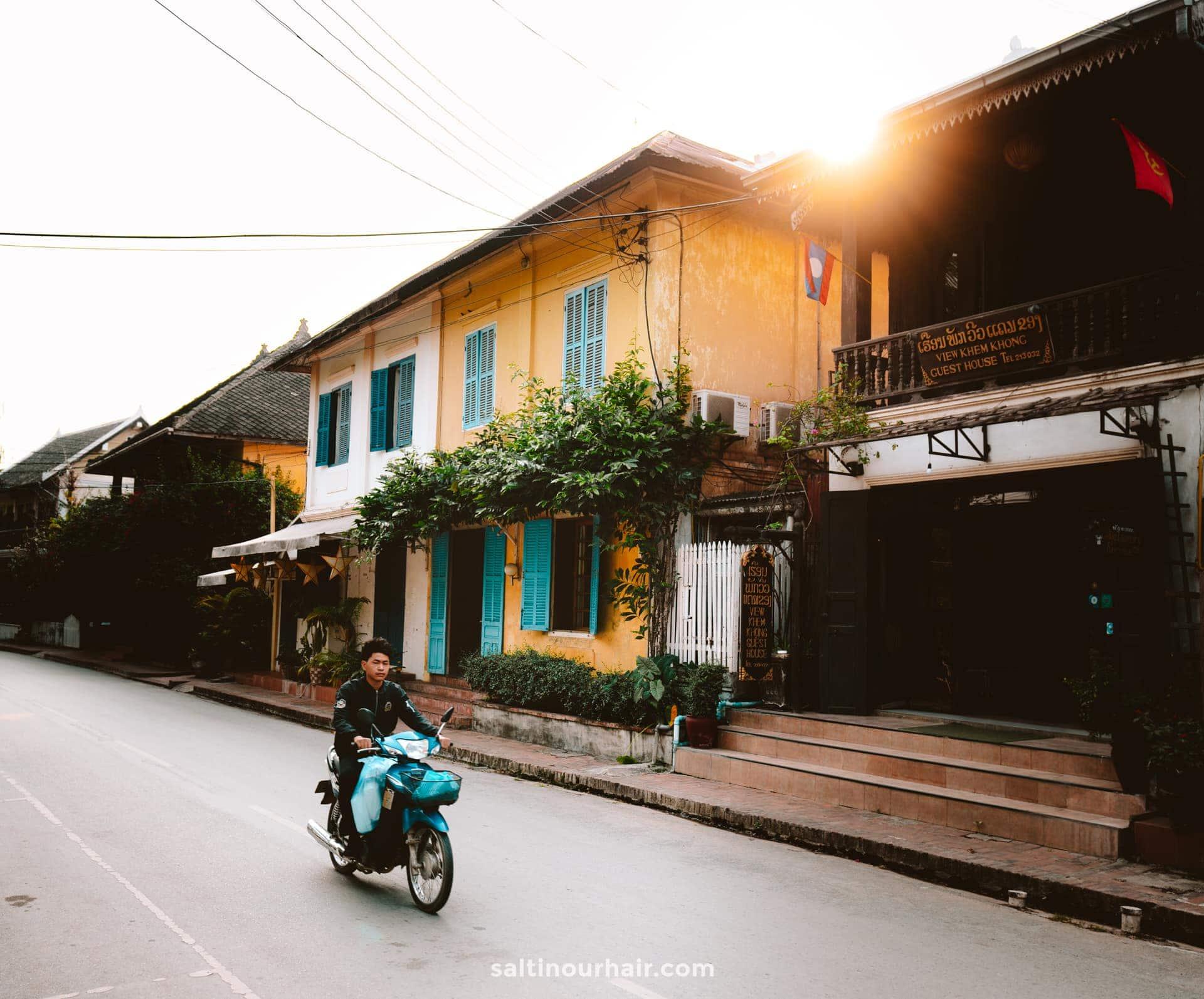 things to do luang prabang bakery