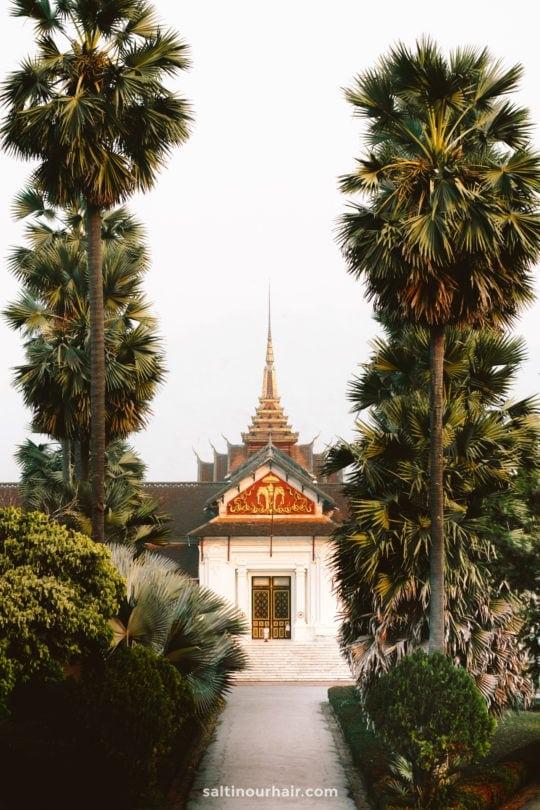 visit royal palace luang prabang