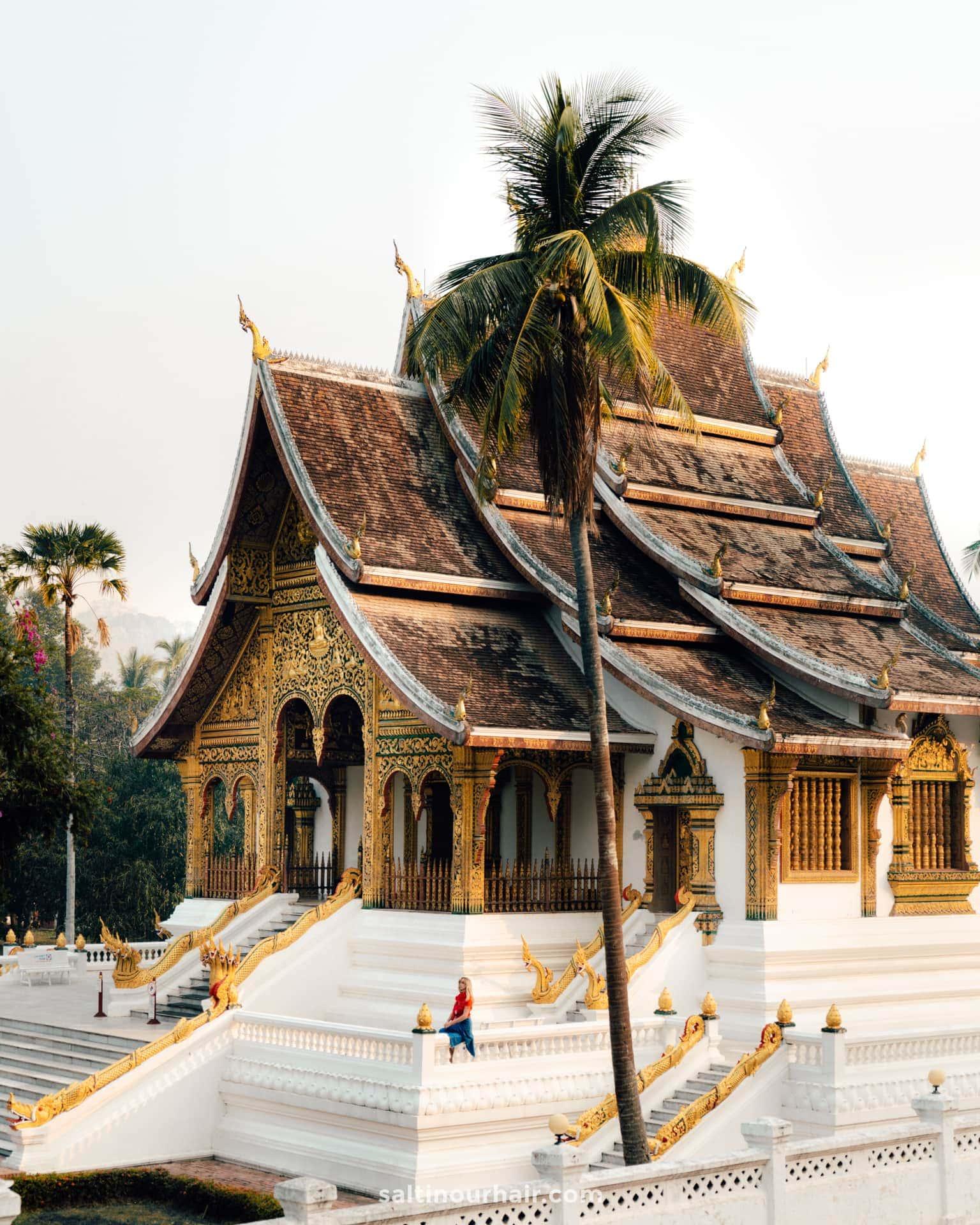 things to do Luang Prabang Royal Palace