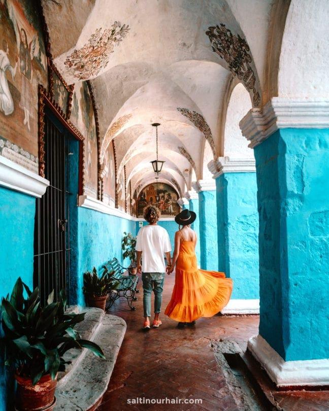 best places travel arequipa peru