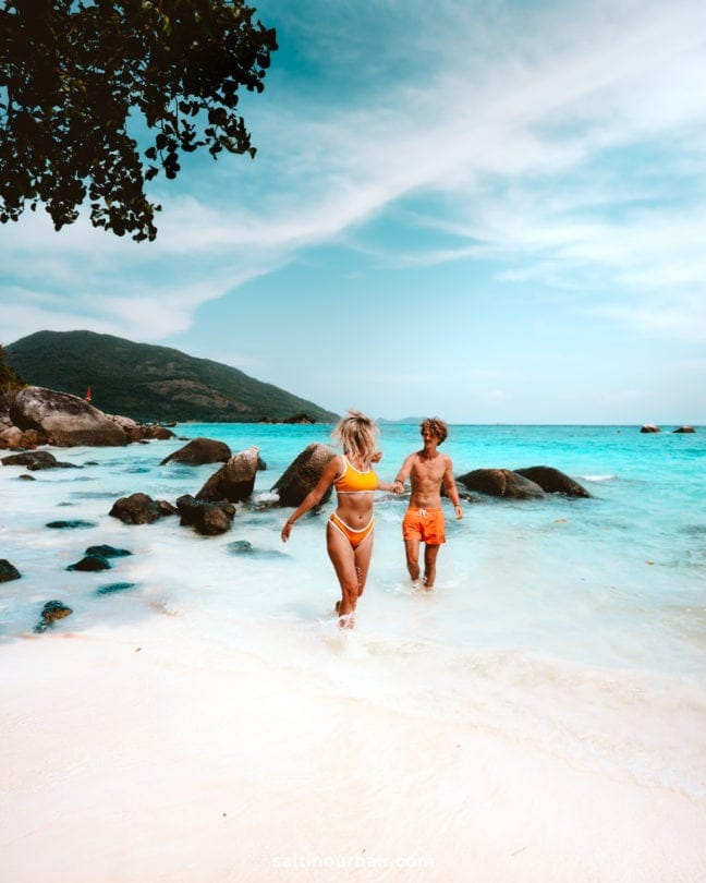 best places travel koh lipe thailand