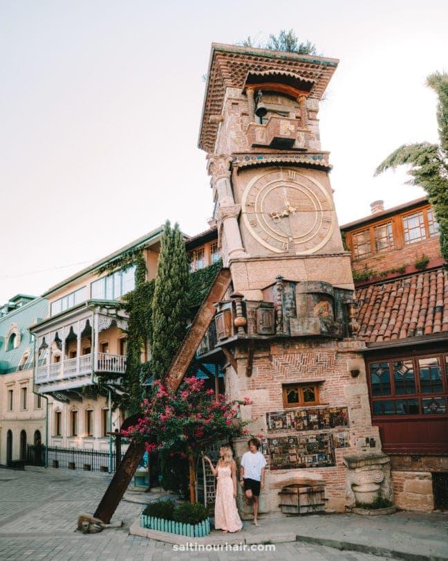 best travel destionation tbilisi