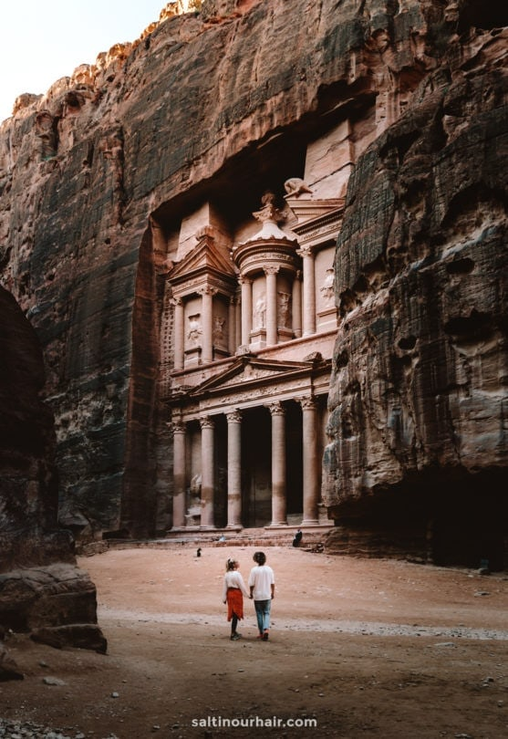 best travel destination petra