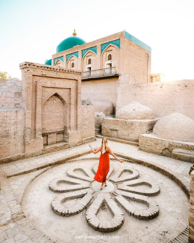 best travel destination Uzbekistan