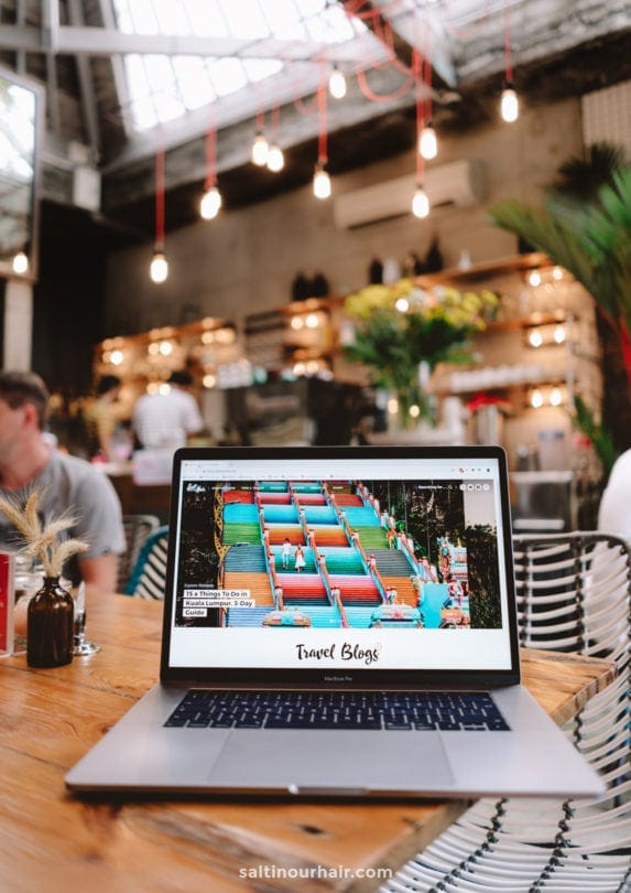tips work as digital nomad