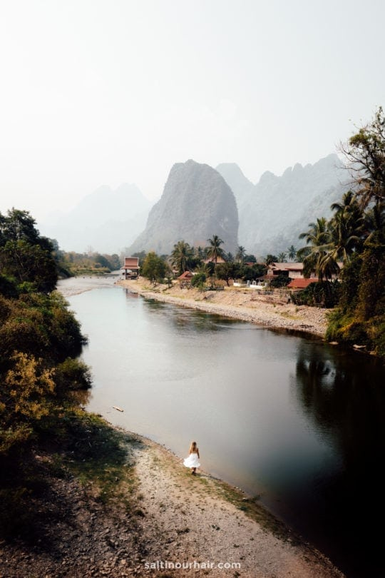 travel guide vang vieng laos