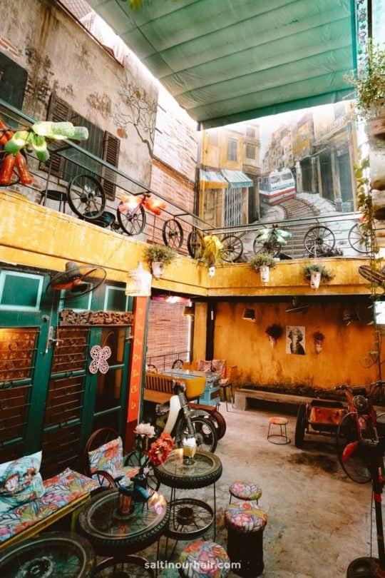 best cafe hanoi