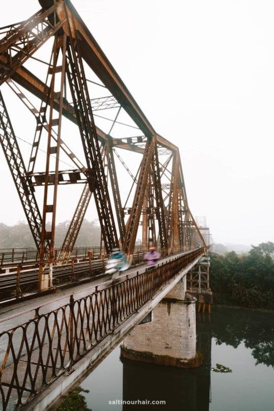 hanoi Long Bien Bridge