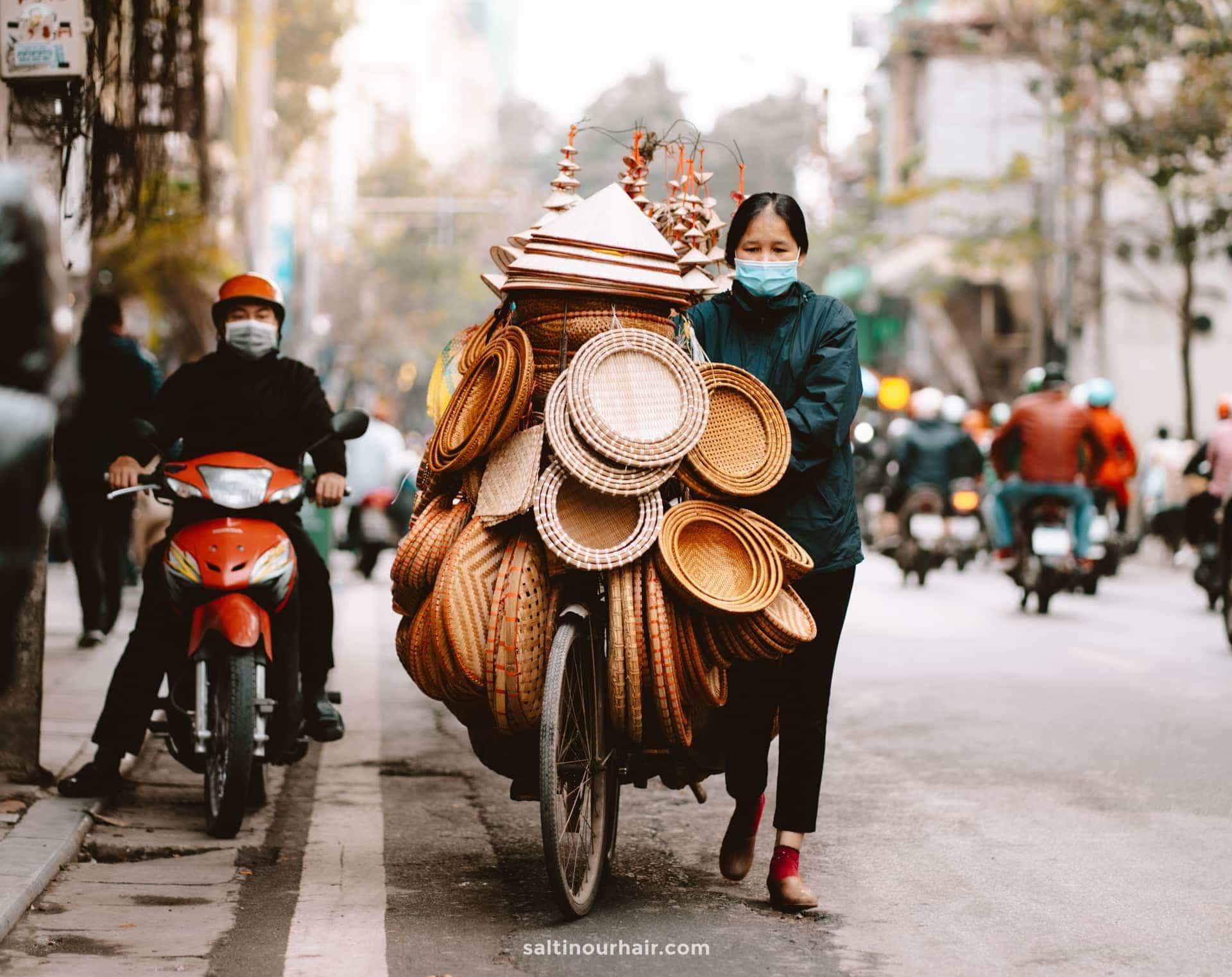 hanoi guide old quarter