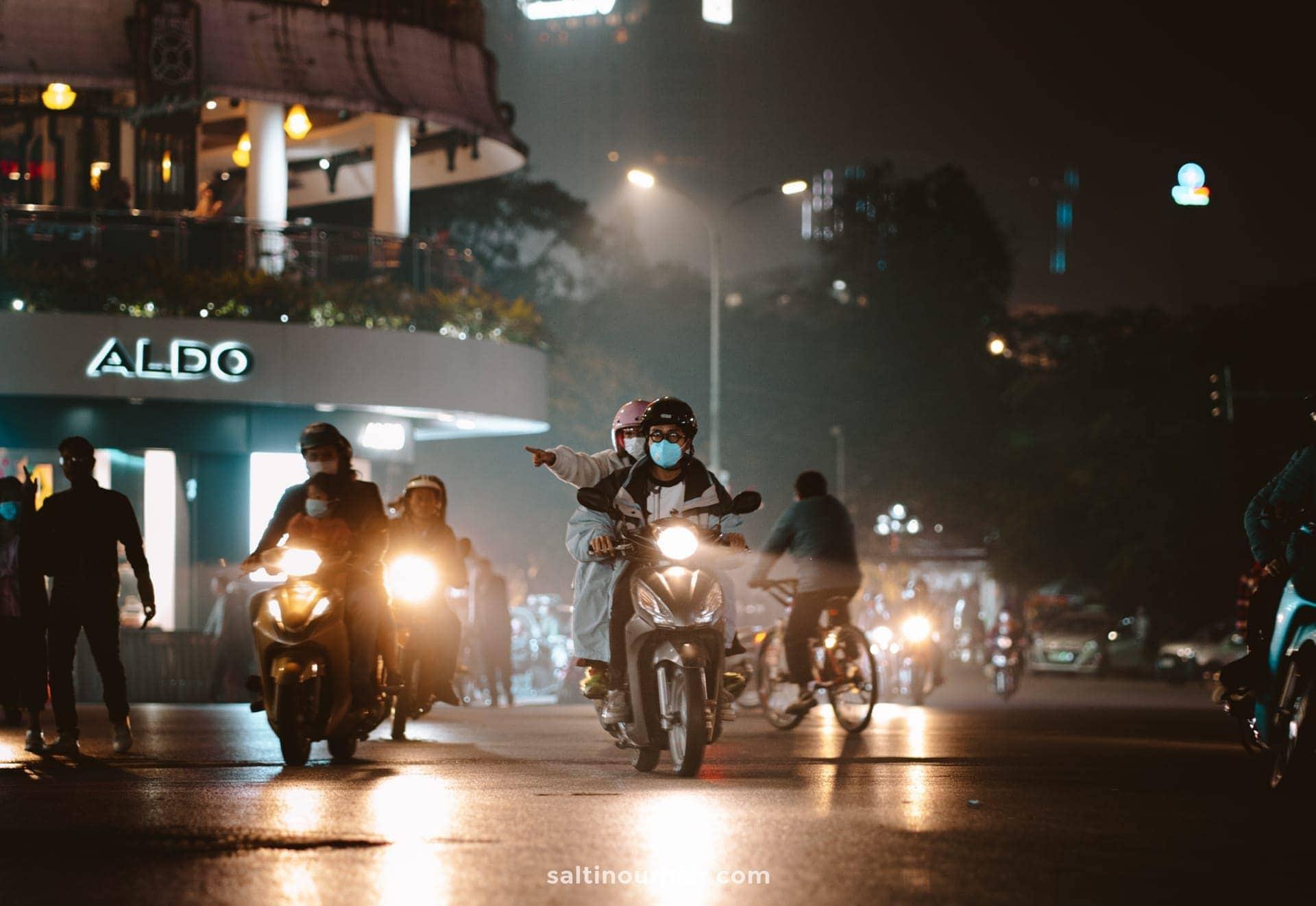 transport hanoi vietnam