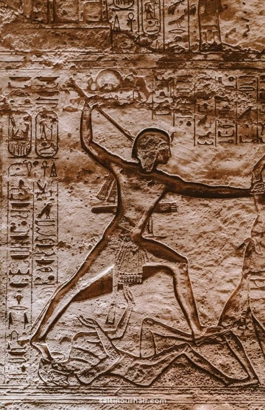 egypt travel route history