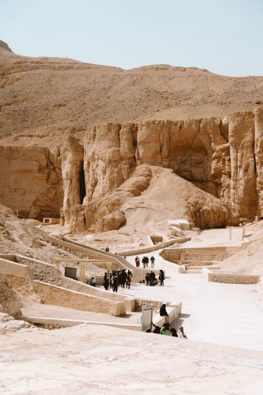 luxor egypt guide Valley of the Kings