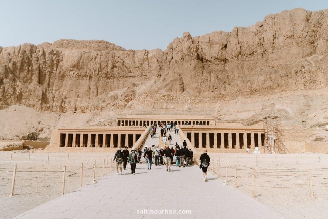 luxor guide Dier el Bahari