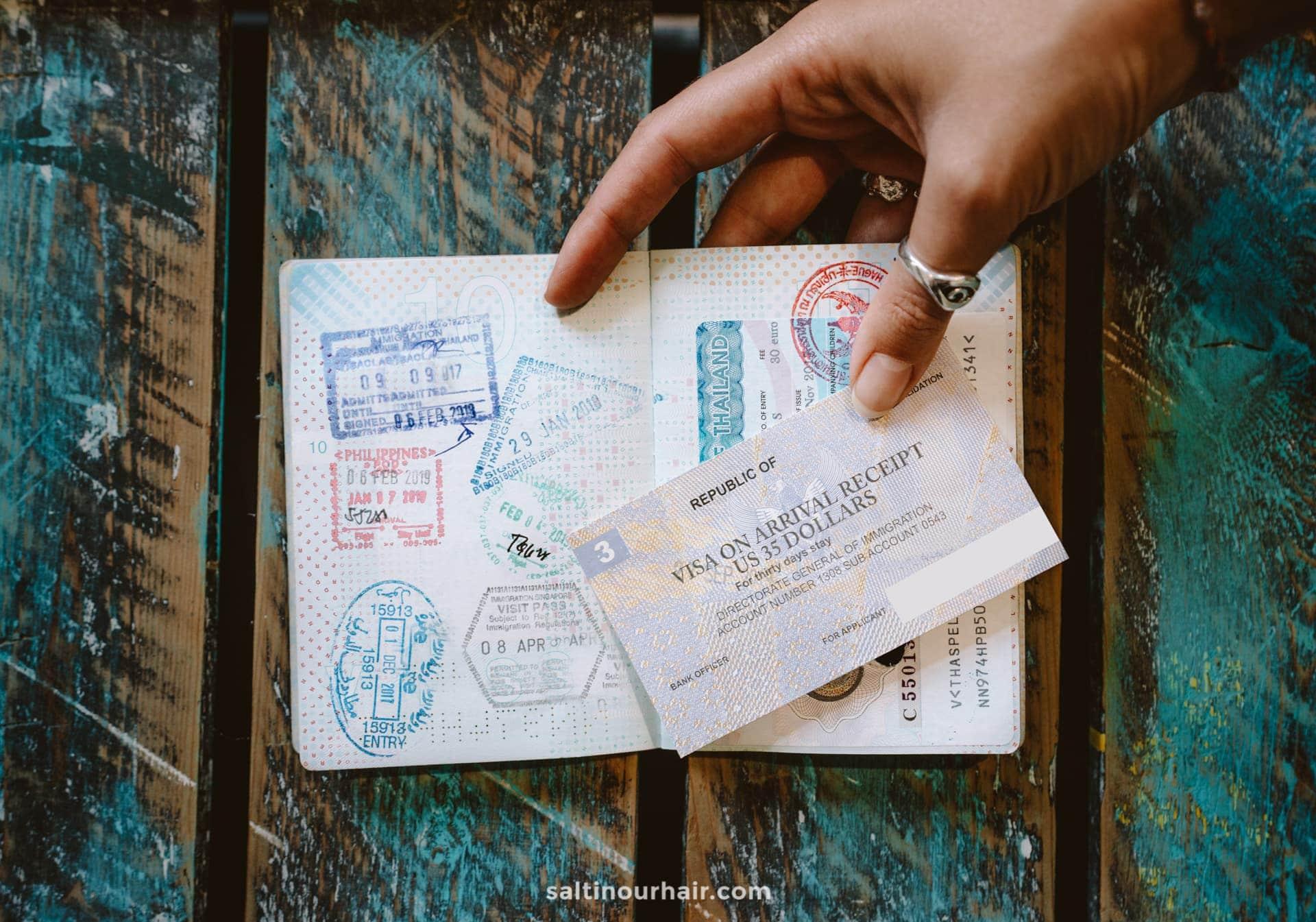 how to get visa