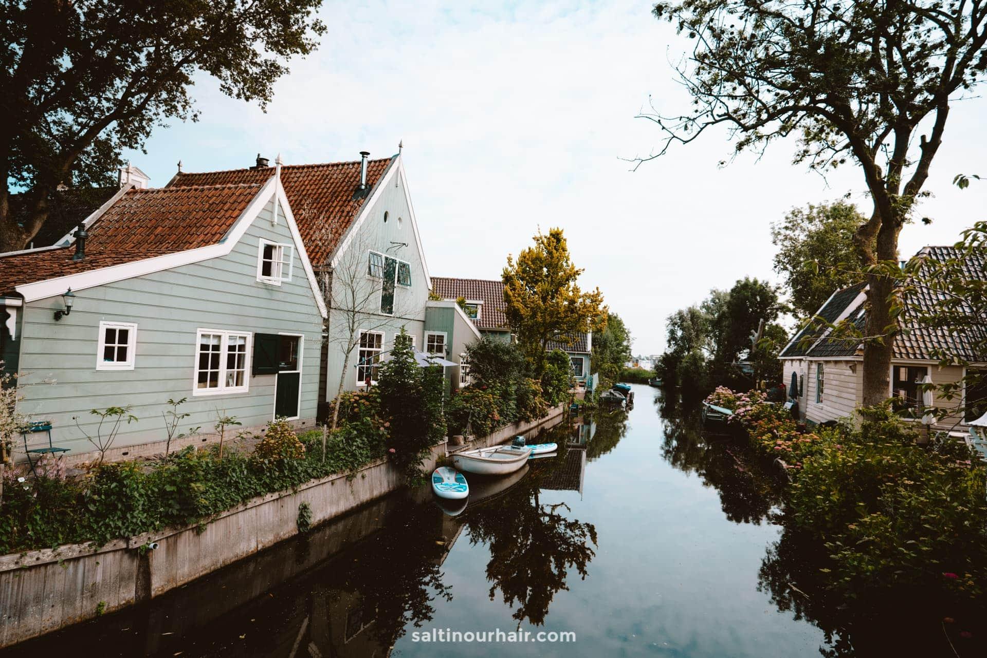 mooiste dorp Nederland Broek in Waterland