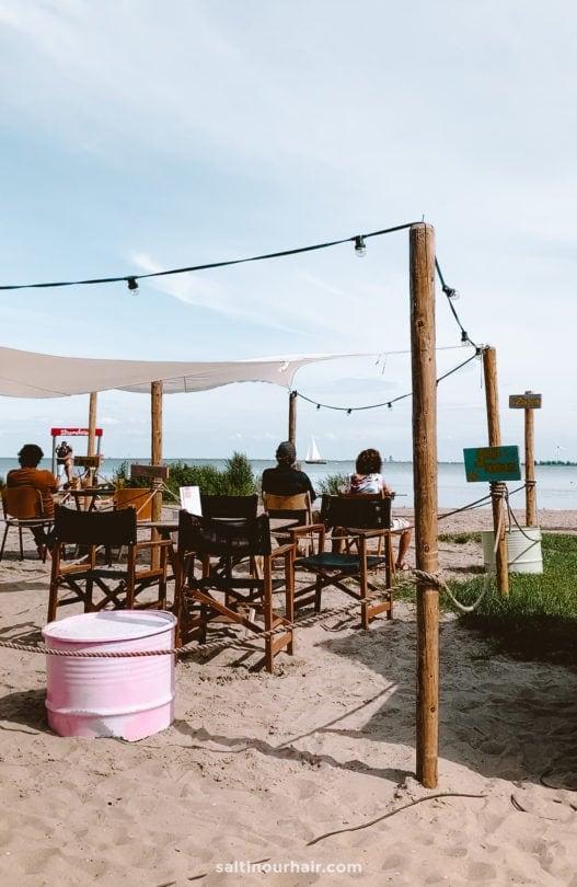 best beach netherlands