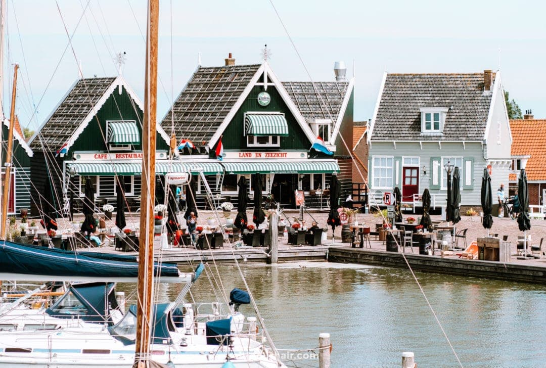 marken ferry netherlands