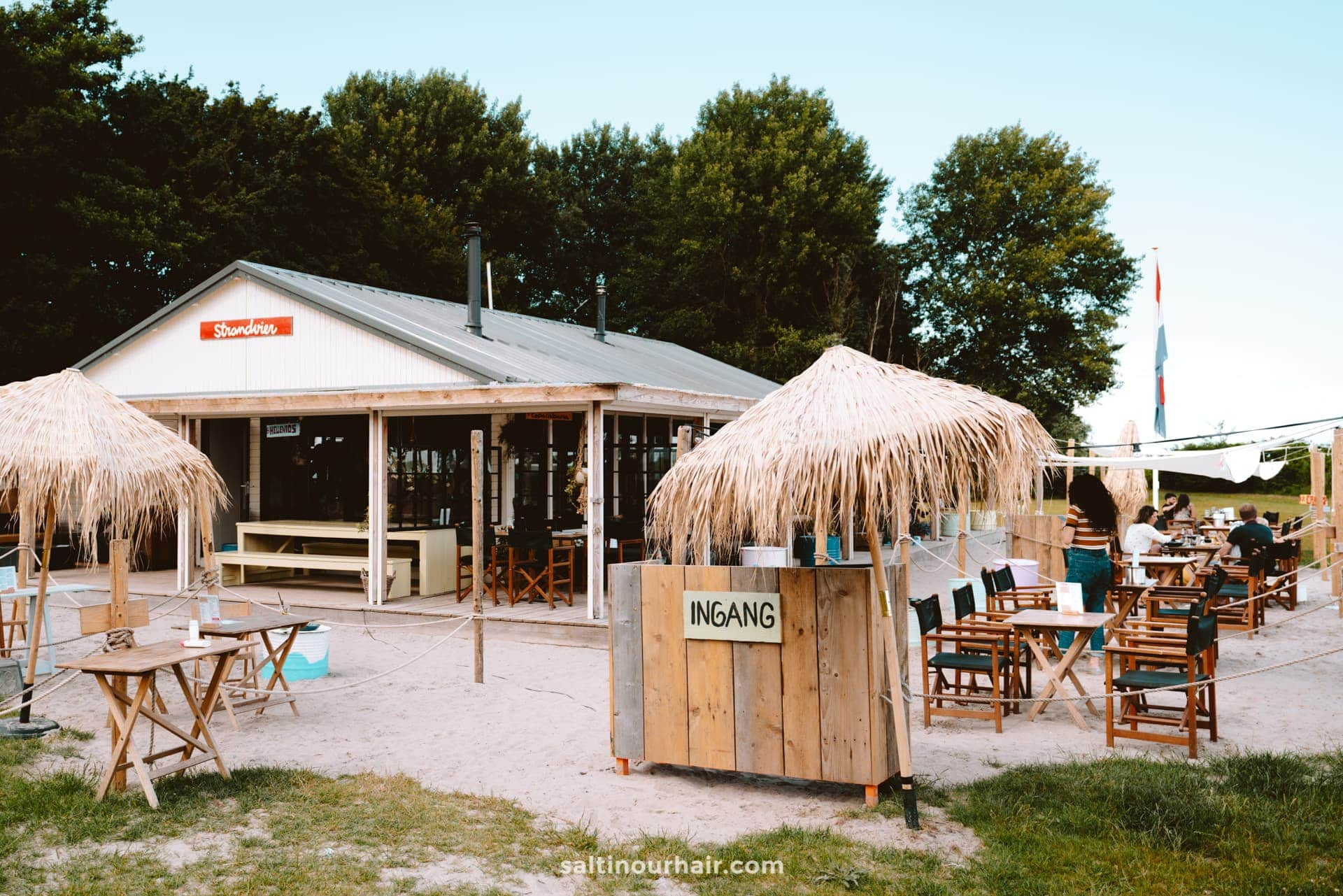 beachclub volendam netherlands