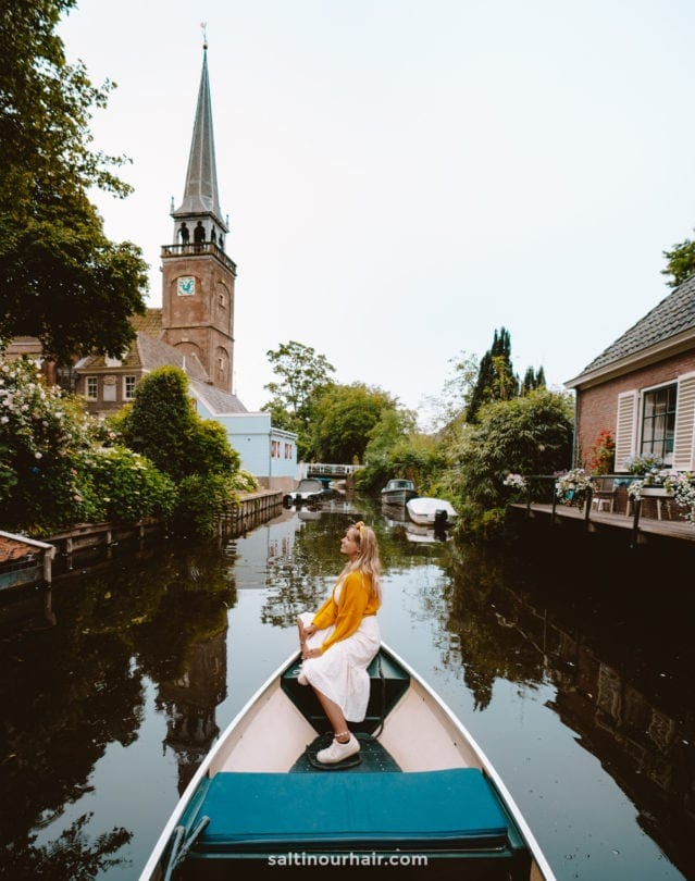 best things to do netherlands rent boat