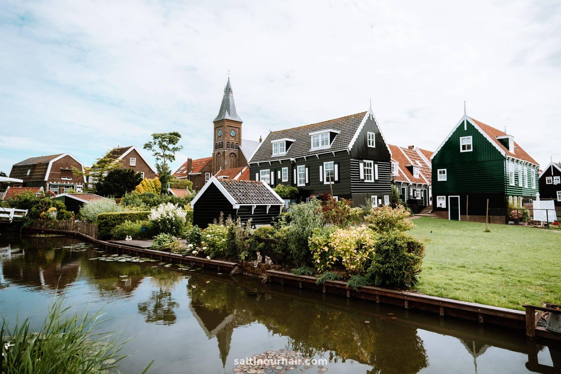 marken volendam amsterdam