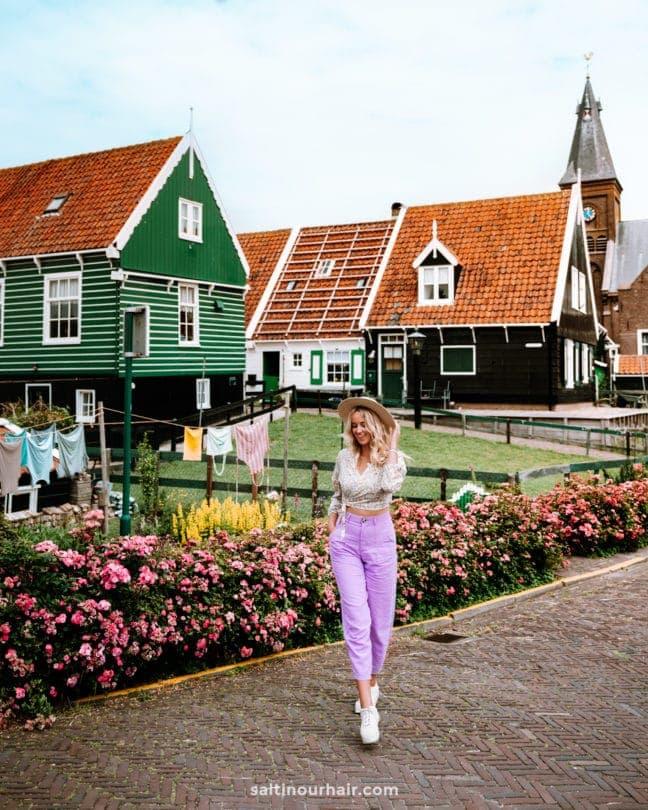 volendam marken Nederland dagtrip Amsterdam