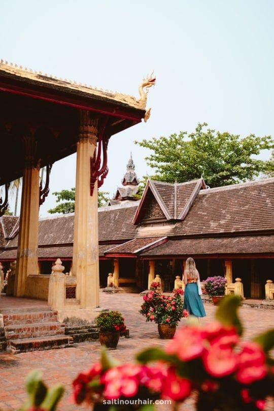 Laos Travel Guide Vientiane