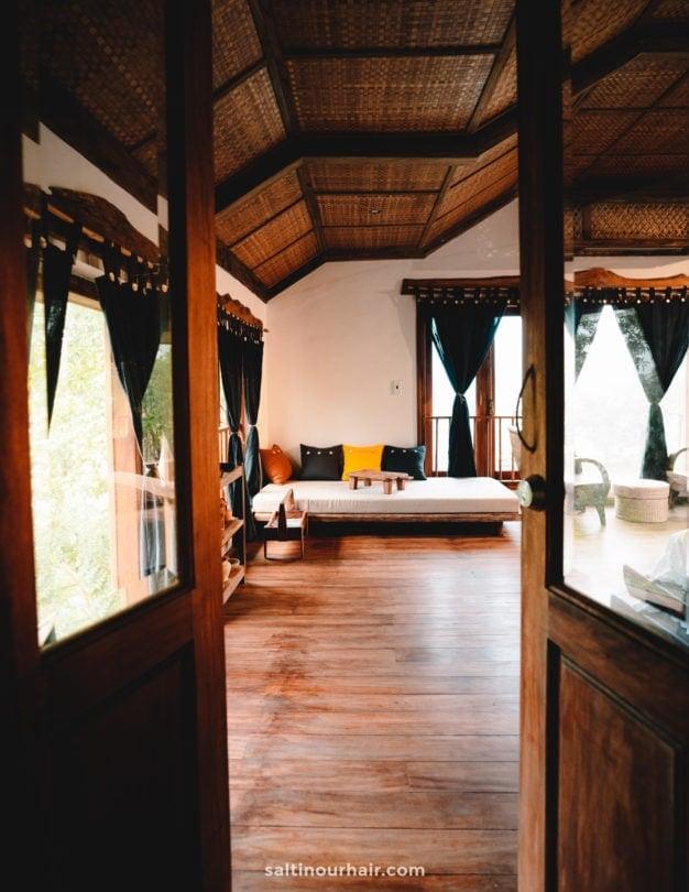 best accommodation tam coc vietnam