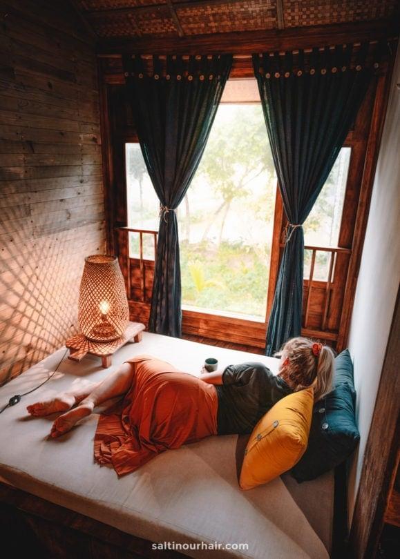 accommodation tam coc