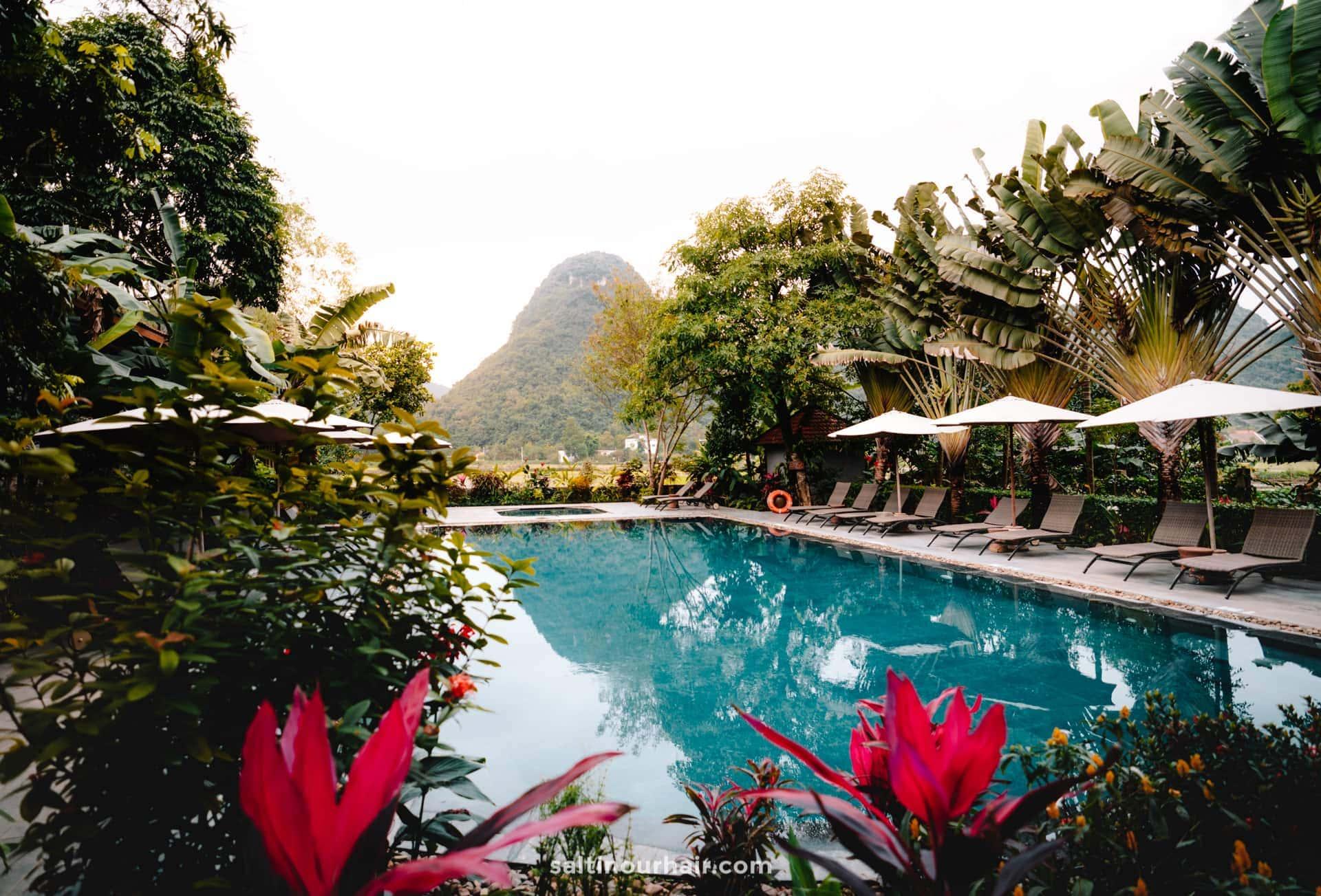 Tam Coc Garden Resort