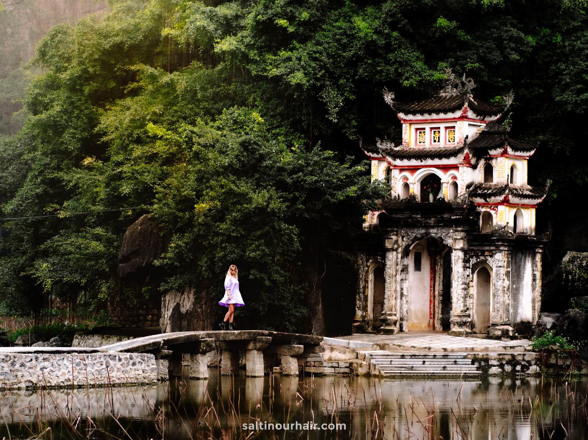 Bich Dong Pagoda tam coc ninh binh
