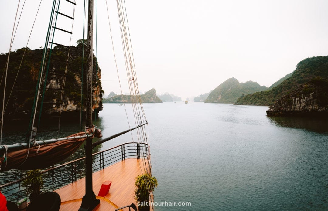 best tour ha long bay