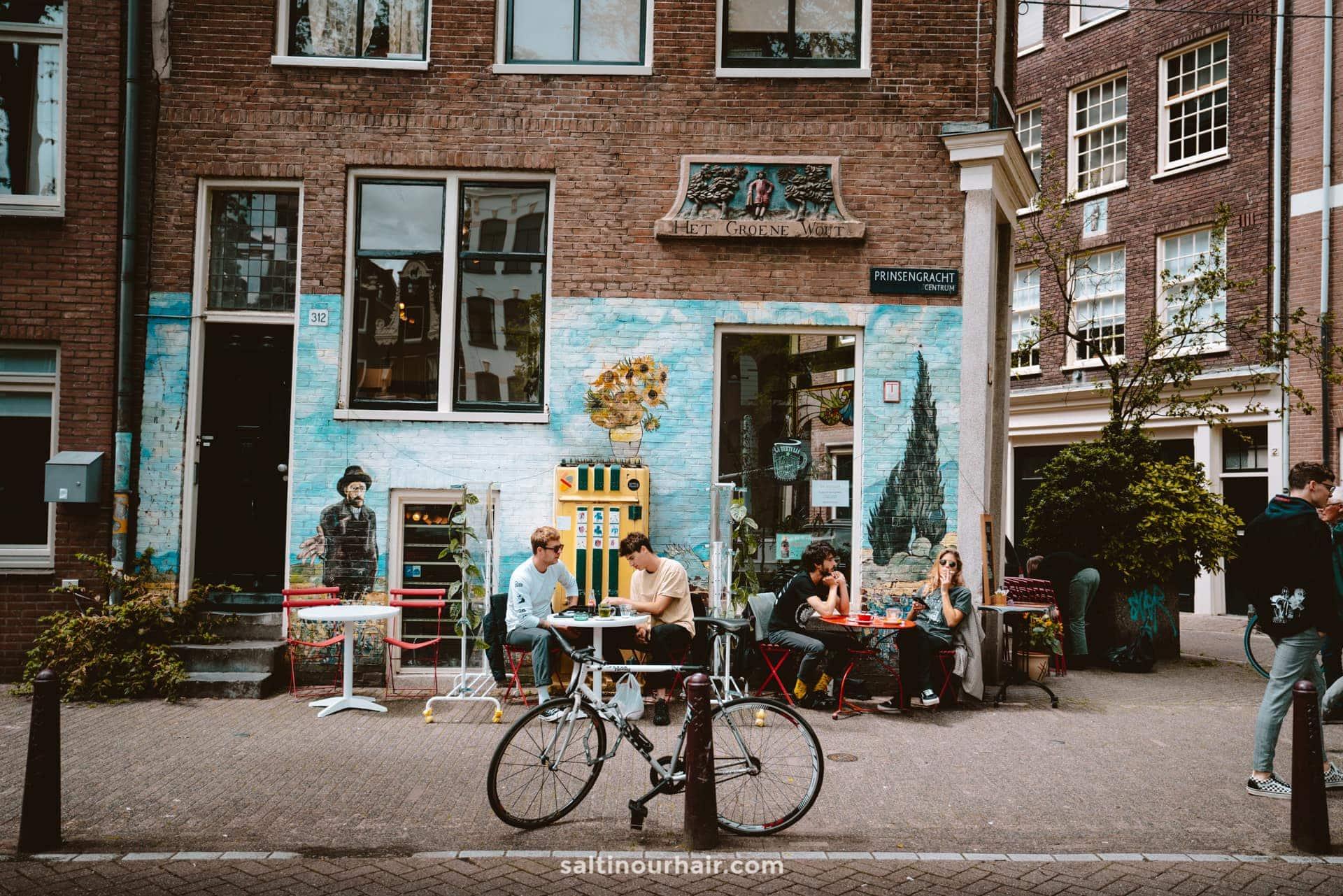 amsterdam café restaurant